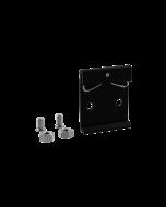 E-Case A/B - DIN Rail Clip Kit - Black