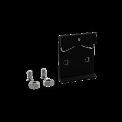 E-Case C - DIN Rail Clip Kit - Black
