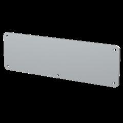 E-Case D - End Plate - Natural - 5 Hole