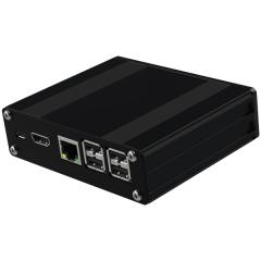 Pi-Box Pro-Black - No SD Card Access