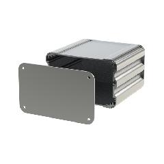 Uniobox 2 - Silver - 132mm x 120mm