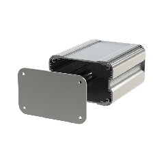 UnioBox 66 - Silver - 104mm x 120mm