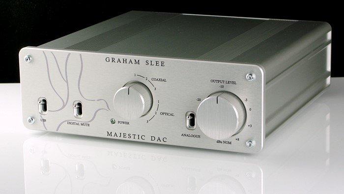 Graham Slee Majestic DAC